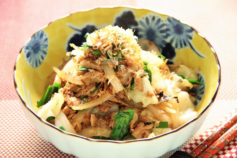 味付け 野菜 炒め