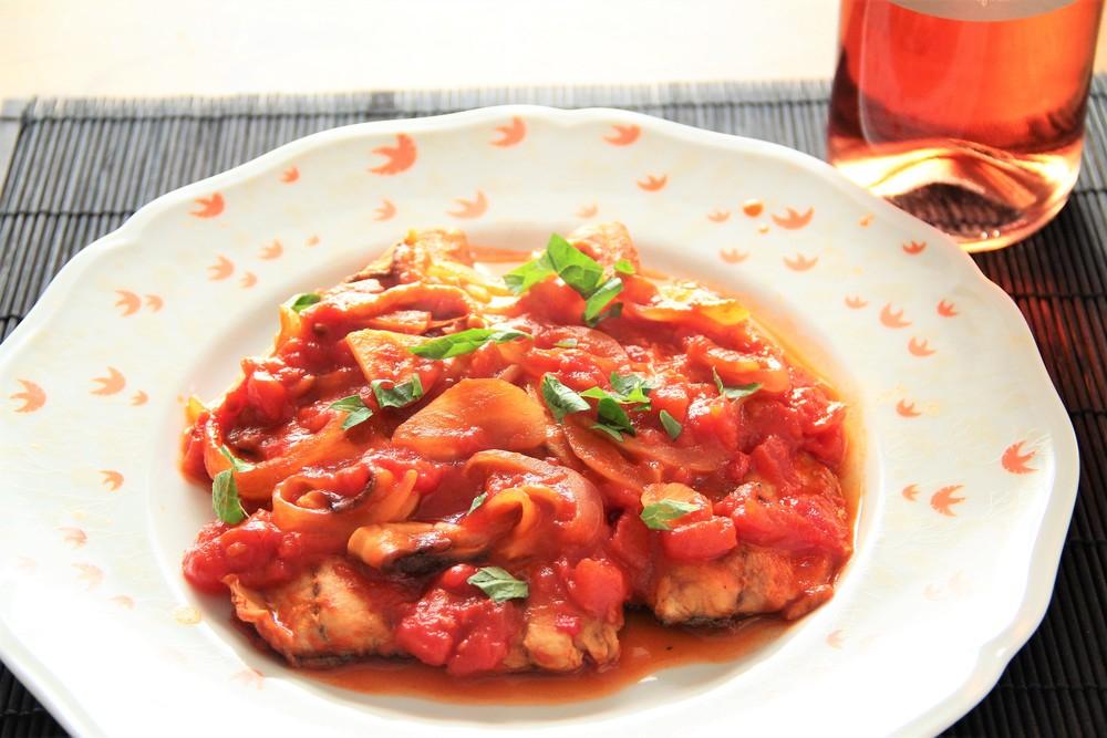 イタリアン 鯵 レシピ